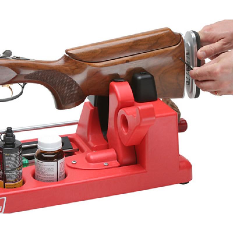 Ложемент подставка для чистки оружия MTM Gun Vise GV-30