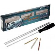 Набор для чистки ShotTime калибр 4,5 мм, для пневматического оружия (металлический шомпол + 3 ерша), ST-CK-177