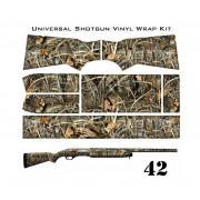Камуфляжная пленка для охоты на воде для полуавтомата, премиум текстура №42, premium-42