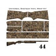 Камуфляжная пленка для охоты на воде для полуавтомата, премиум текстура №44, premium-44