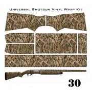 Камуфляжная пленка для охоты на воде для полуавтомата, стандарт текстура №30, standart-30