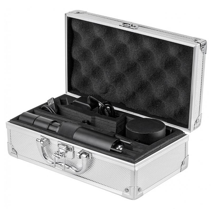 Автономный портативный Трихинеллоскоп Микмед T100 для охоты и рыбалки