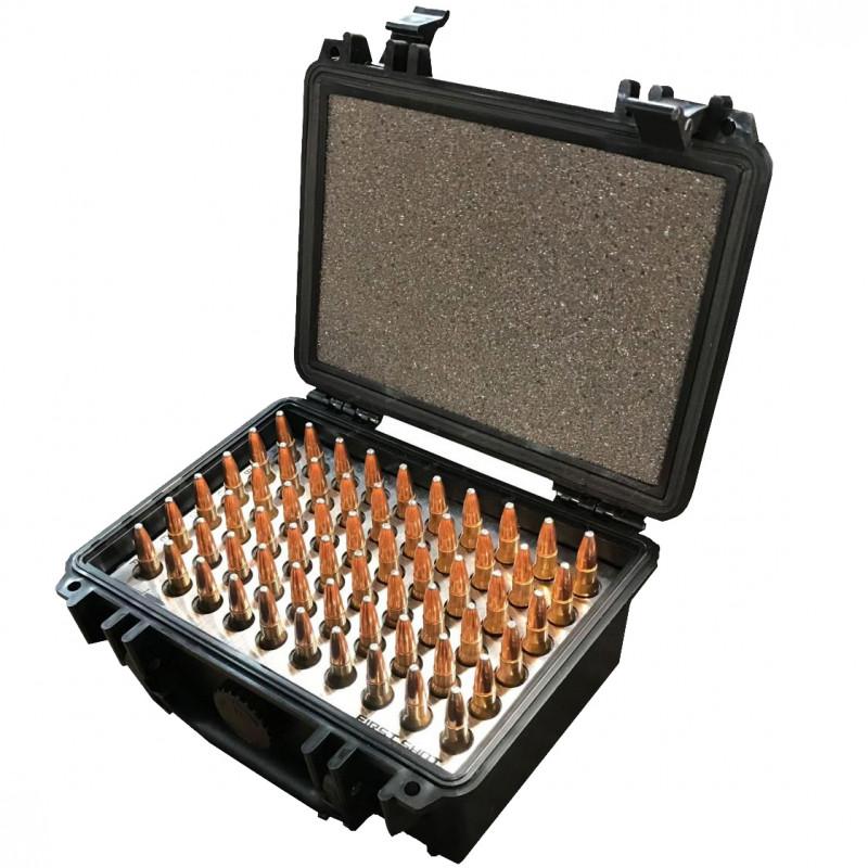Кейс V.1 FIRST SHOT для 60 патронов .222Rem; .223Rem; 5.45x39; 5.6x39