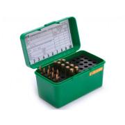 Кейс MTM для патронов (нарез. оруж) H50-RL-10