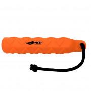 Апортировочный предмет из мягкого пластика - 2' и 3' ASD Hexa Training Bumper - Flasher, малый оранжевый 02713