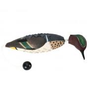 Апортировочный муляж утки Чирка-свистунка EZ Bird для тренировки собак, Avery Outdoors 02010