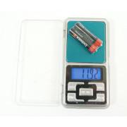 Весы карманные электронные до 500 ± 0,01 г, BH-WP500