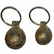 Колокольчик Akah для охотничьей собаки, латунь, диаметр 20 мм, 92900020