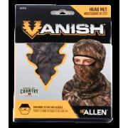 Маска для лица Allen серия Vanish, закрытый верх, Mossy Oak BU Country 25373