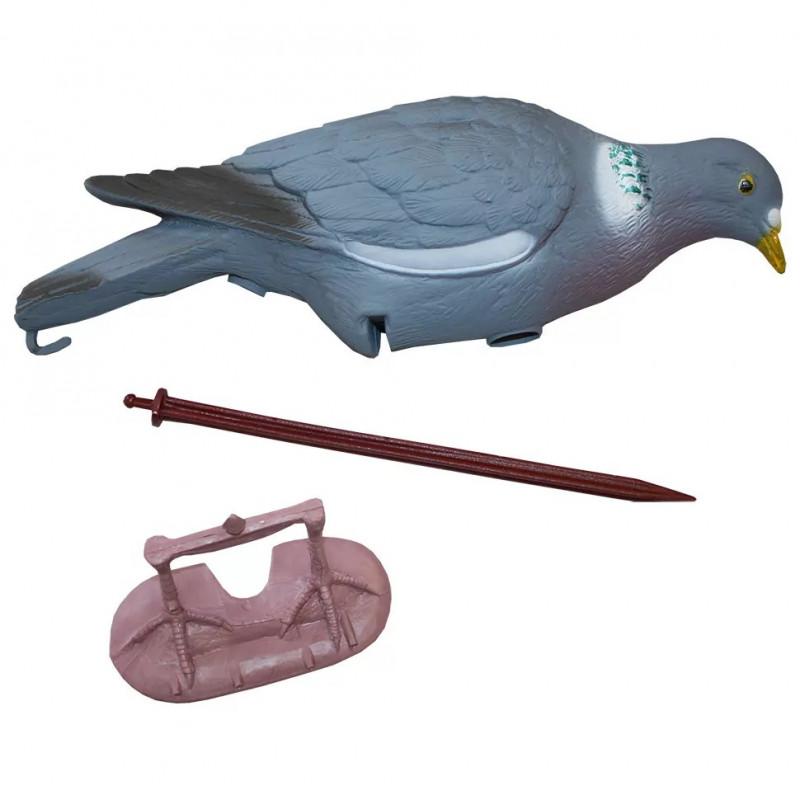 Муляж голубя кормящегося Sport Plast 26-00 F полнотелый