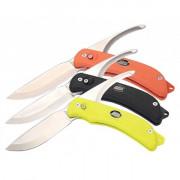 Нож EKA SwingBlade G3, сталь SANDVIK, оранжевый, желтый, черный