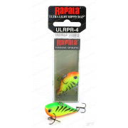 Воблер Rapala Ultra Light Rippin Rap