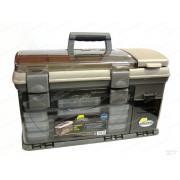 Ящик рыболовный Plano с 4я коробками, 3 отсека для инструмента и аксессуаров