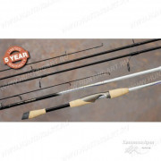 Спиннинг Team Daiwa Light & Tough Bass Rods TL-601-4FS
