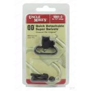 Комплект быстросъёмных антабок Uncle Mike`s для болтовых винтовок (винт, шуруп)