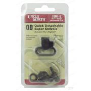 Комплект быстросъёмных антабок Uncle Mike`s для помповых ружей и полуавтоматов