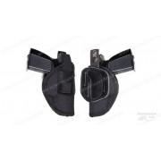 Кобура поясная Vektor для ПМ и аналогичных по размеру и Гроза с металлической затворной рамой