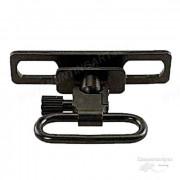 Адаптер №5 для сошек Harris на Colt AR-15 (с антабкой)