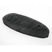 Тыльник для приклада Ergo 20 мм, чёрный