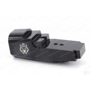 Вкладыш Тигр/СВД прямая ось для приклада М-серии и пистолетной рукояти АК-типа