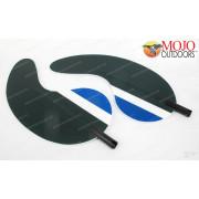 Запасные крылья к уткам Mojo Magnum