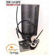 SportDOG GPS Tracker TEK 1.0 с функцией электро ошейника, для собак весом более 3,6 кг, до 11 км.