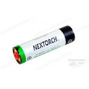 Аккумуляторная литиевая батарейка NT18650 в блистере, для фонарей myTorch™