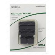 Кронштейн для фонаря на оружие RM84 Nextorch