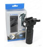 Тактический фонарь-рукоять UTG с быстросъемным кронштейном на Пикатинни