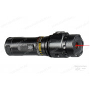Лазерный целеуказатель Leapers, 2 режима свечения, цвет красный, дальность 500 м
