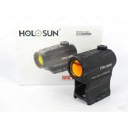 Коллиматор Holosun Paralow на Weaver-Picatinny + кронштейн 41,5 мм