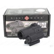 Коллиматор Sightmark закрытый на Weaver/Picatinny
