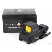 Панорамный коллиматор Sightmark на Weaver/Picatinny