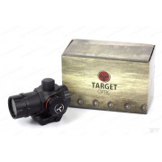 Коллиматор Target Optic 1x22M закрытого типа на Weaver
