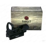 Коллиматорный прицел Target Optic 1x22x33