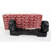 Быстросъемный кронштейн на Weaver/Picatinny с кольцами 26 мм, высота 15 мм