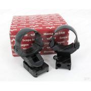 Быстросъемный поворотный кронштейн EAW с диаметром колец 26 мм для Sako TRG 21, Tikka T3