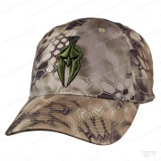 Кепка Kryptek logo Low Profil Highlander Camo