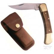 """Нож складной охотничий """"UTICA"""" с чехлом"""