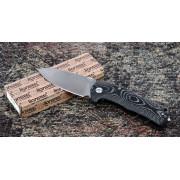 Нож LionSteel серии TM1 лезвие 90 мм, рукоять - микарта