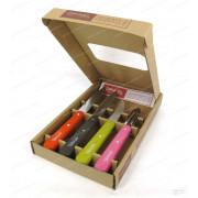 Набор столовых ножей Opinel Les Essentiels 50's, рукоять цветная
