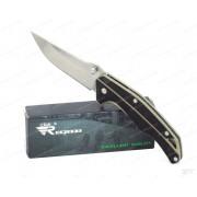 Нож Sanrenmu серии EDC, длина лезвия 66 мм, цвет - черный