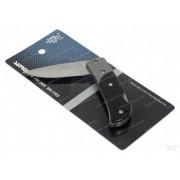 Нож Sanrenmu серии EDC, лезвие 65 мм, рукоять - дерево