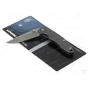 Нож Sanrenmu серии EDC лезвие 70 мм, цвет - серый