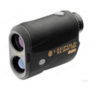 Цифровой лазерный дальномер  Leupold RX-800 i TBR с DNA компакт 6х23, чёрный/серый