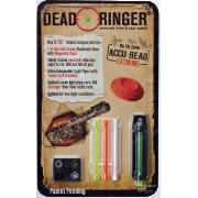 Мушка оптоволоконная Dead Ringer 5/16(планка 8мм) Accu-Bead Extreme Single Pack