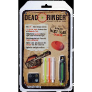 Оптоволоконная мушка Dead Ringer 1/4(планка 6.5мм) Accu-Bead Extreme Single Pack