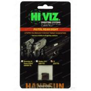 Мушка пистолетная HiViz, целик для CZ 75, CZ 85 и P-01