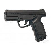 Пневматический пистолет ASG Steyr M9-A1 пластиковый затвор