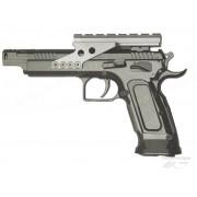 Пистолет пневматический Tanfoglio Gold Custom CO2, Blowback, 4.5mm, 91 м/с